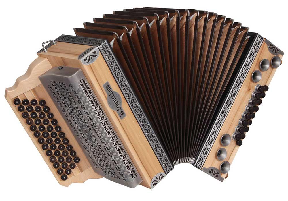 Steirische Harmonika von Kärtnerland - Bei uns im Rhön Harmonika-Laden